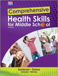 Comprehensive Health Skills for Middle School 2e