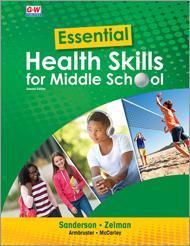 Essential Health Skills for Middle School 2e