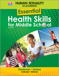 Human Sexuality to Accompany Essential Health Skills for Middle School 2e