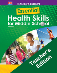 Essential Health Skills for Middle School 2e, Teacher's Edition