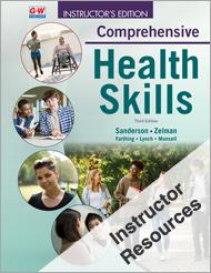Comprehensive Health Skills 3e, Online Instructor Resource Suite