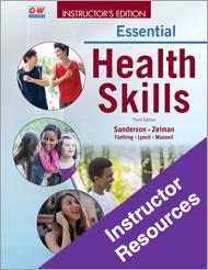 Essential Health Skills 3e, Instructor Resources