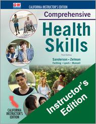 Comprehensive Health Skills, 3rd Edition, California Instructor's Edition