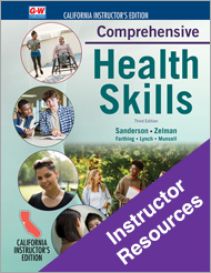 Comprehensive Health Skills, 3rd Edition, California Instructor Resources
