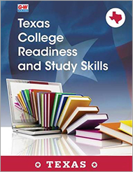 Texas College Readiness and Study Skills, Texas Lesson Plans