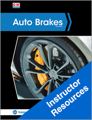 Auto Brakes, 5th Edition, Instructor Resources