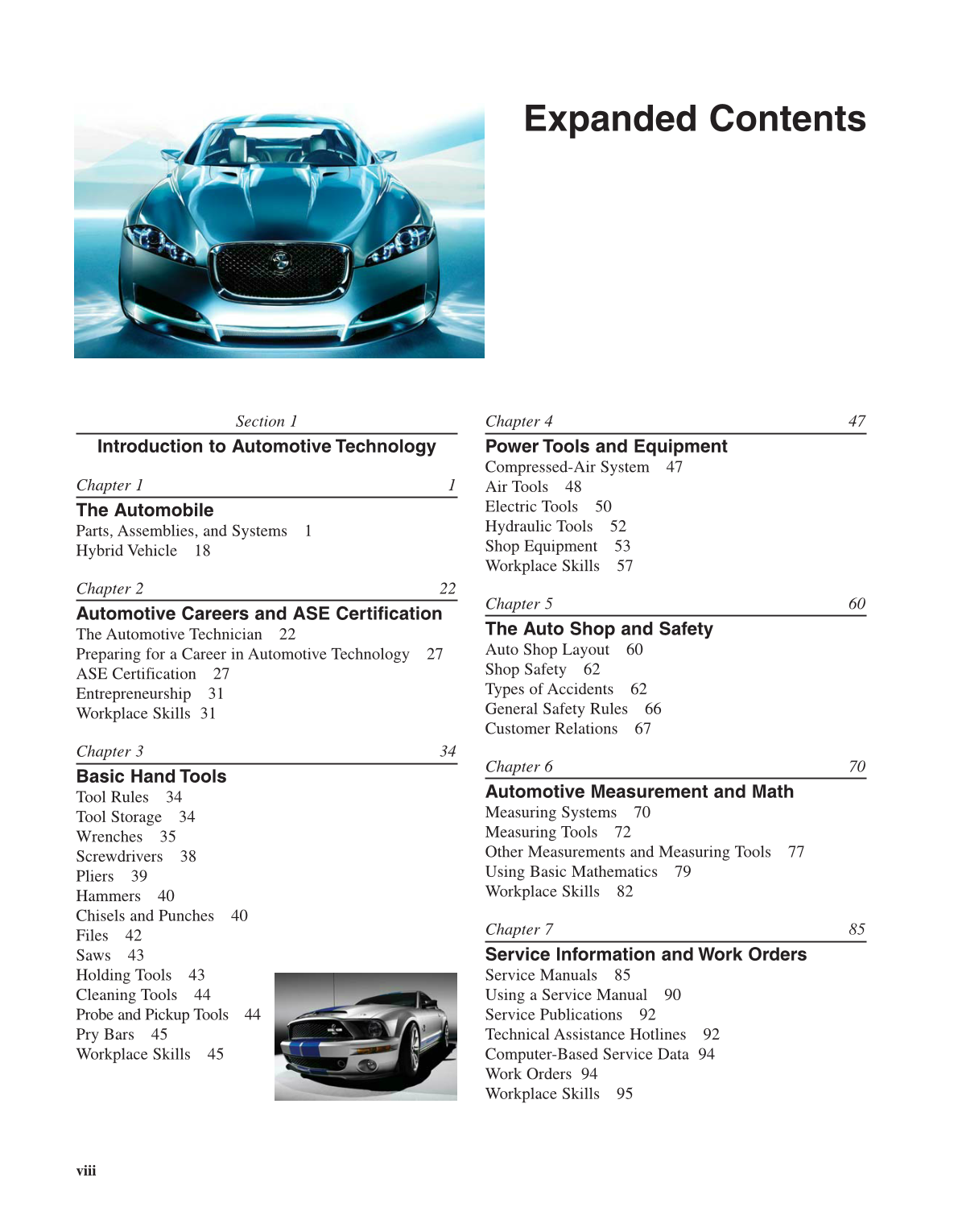 Modern Automotive Technology 7th Edition Page 8 8 Of 1631
