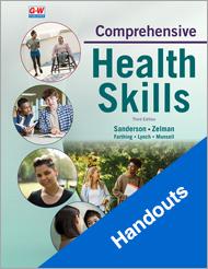 Comprehensive Health Skills, 3rd Edition, Handouts
