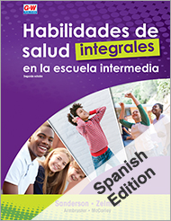Comprehensive Health Skills for Middle School 2e, Spanish Edition