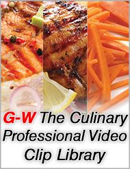 The Culinary Professional Video Clip Library