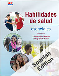 Essential Health Skills 3e, Spanish Edition