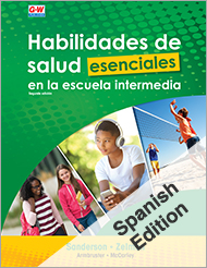 Essential Health Skills for Middle School 2e, Spanish Edition