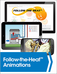 Modern Refrigeration and Air Conditioning, 21st Edition, Follow the Heat