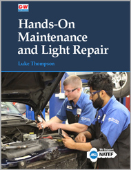 Hands-On Maintenance and Light Repair Video Clip Library