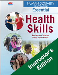 Human Sexuality to Accompany Essential Health Skills 3e, Instructor's Edition