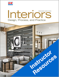Interiors, 2nd Edition, Online Instructor Resources