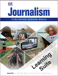 Journalism, 2nd Edition, Online Learning Suite