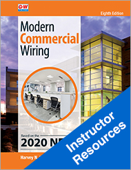 Modern Commercial Wiring, 8th Edition, Instructor Resources