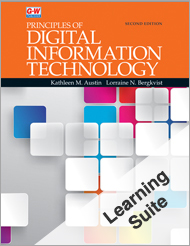 Principles of Digital Information Technology, 2nd Edition, Online Learning Suite