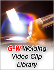 Welding Video Clip Library